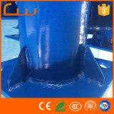 Q235 galvanisierte 10 Meter Aluminium-LED-Straßenlaterne-Pole
