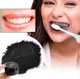 100% natürliche organische betätigte Holzkohle-Zähne, die das Puder neu weiß werden