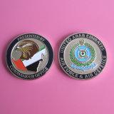 Монетки эмали изготовленный на заказ латунной монетки металла мягкие