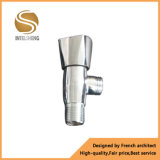 Golpecito/válvula de ángulo de cobre amarillo para la lavadora
