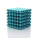 Esfera magnética magnética do aço inoxidável da esfera do ímã das esferas 5mm do enigma
