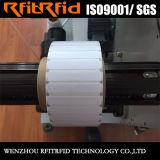 安い価格のブランクの印刷できる受動態860-960MHzの接着剤RFIDのラベルのステッカー