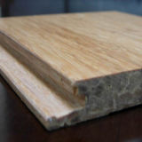 De Hand Geschaafde Bundel Geweven Vloer van uitstekende kwaliteit van het Bamboe
