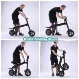 bici eléctrica de Floding de la aleación de aluminio 500W con el Ce (VESPA ELEGANTE PARA LOS ADULTOS)