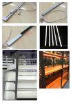 4101 Barra de luz de tiragem de perfil de alumínio embutida LED
