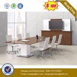 Таблица конференции офисной мебели шикарной конструкции таблицы офиса деревянная (HX-MT3937)