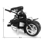 取り外し可能な電池が付いている卸し売り小型携帯用電気折る自転車