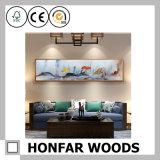 Decorazione di legno della parete della cornice di arte di stampa di Mulit