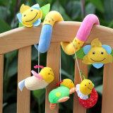 Brinquedos de cama de bebê de peluche personalizados Brinquedo de suspensão de cama infantil