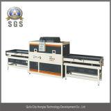 Tipo máquina de estratificação de Zkxs2500b do vácuo da Dobro-Posição