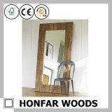 [أوسا] أسلوب حمّام زخرفيّة خشبيّة مرآة إطار