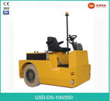 Prezzo competitivo trattore elettrico di rimorchio 25 grande 3-Wheel di tonnellata