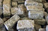 Guijarro de pavimentación al aire libre del granito natural