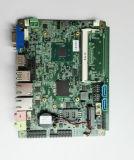 La mini placa madre de escritorio del Itx, cabeceras de la extensión 6*COM, soporte 5*RS232/1* 488/485, RS485 utilizó control de flujo automático