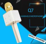 Профессиональный микрофон Q7 Bluetooth беспроволочный