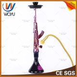 Ak47 Water Pipes Resina Hookah Glass Bowl Shisha Charcoal Hookah