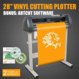 """Contour die van de Software van de Plotter W/Artcut van Vevor de Nieuwe 28 """" Vinyl Scherpe Nieuw Model snijdt"""