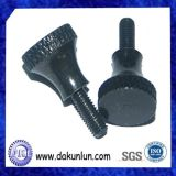 صنع وفقا لطلب الزّبون أحدب فولاذ [ثومب سكرو] مع [نيكل بلتينغ] سوداء ([دكل-س010])