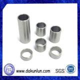 CNC di abitudine di fabbricazione che gira la boccola dell'acciaio inossidabile