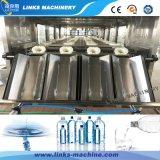 de multi-Hoofd Minerale/Zuivere Machine van het Flessenvullen van het Water 600bph 3-5gallon