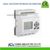 Pr-12DC-Da-R mit LCD, ohne Kabel-programmierbaren Logik-Controller, intelligentes Relais, Mikro-PLC-Controller, Cer