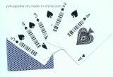 Atacado Normal Tipo 100% PVC Material Ad Playing Cards Yh17