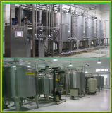 저온 살균을 행한 우유 및 Uht 우유를 위한 우유 기계