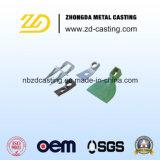 Pezzo fuso d'acciaio degli accessori meccanici di Customed