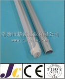 Verschillende Kleur met het Profiel van de Uitdrijving van het Aluminium van de Deklaag van het Poeder (jc-c-90010)