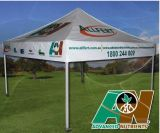 3X6m Hex50mm di alluminio schioccano la tenda foranea in su piegante con le pareti laterali