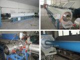 Linea di produzione del tubo di PP/PP-R/PE/PE-Rt riga di /Extrusion/espulsore di plastica/macchinario di plastica