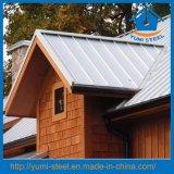 Revestimentos de alumínio do telhado da emenda ereta que telham folhas