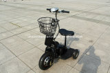 350W 500Wのハブモーター電気三輪車3の車輪の電気スクーター