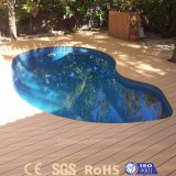 정원을%s 베스트셀러 UV 저항하는 안전 WPC 단단한 나무 마루