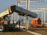 Stahlkabinendach|Stahllager|Strukturelles Stahlprojekt|Stahlfabrik