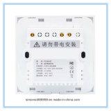 касания APP телефона 3-Gang WiFi/Bluetooth переключатель франтовского чувствительный
