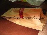 304*255*60mm Packpapier-Beutel für Verpackungs-Nahrung (PB-002)