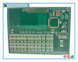 Plateau de circuit imprimé en or d'immersion à 8 couches avec PCB BGA