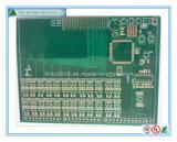 Carte à circuit imprimé d'or de submersion de 8 couches avec la carte de BGA