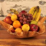 가장 새로운 형식 현대 디자인은 과일 나무로 되는 사발을 만든다