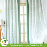Jacquard High Quality Pink Window Curtains Online Shopping