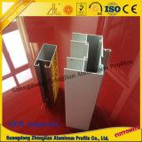 Perfil de aluminio de la protuberancia de los muebles del OEM para el marco de cabina