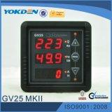 Gv25 Mkii 발광 다이오드 표시 디지털 현재 미터