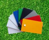 feuille en plastique flexible de PVC de feuille de PVC de 1-3mm d'étiquette en plastique de PVC