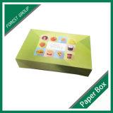 Boîte de papier personnalisée à beignet