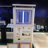 Azienda agricola/piantatrice che illumina l'indicatore luminoso a energia solare esterno multifunzionale di uccisione dell'insetto