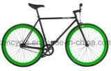 فولاذ [هي-تنسل] وحيدة سرعة نقطة معيّنة ترك درّاجة [س-فإكس70005]