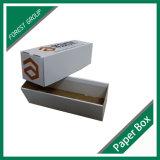 주문 Foldable 물결 모양 갈색 포장지는 종이상자 상자를 상자에 넣는다