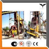Vária capacidade de linha móvel completa do triturador