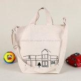 Nuovo sacchetto della tela di canapa di acquisto di disegno (CS-015